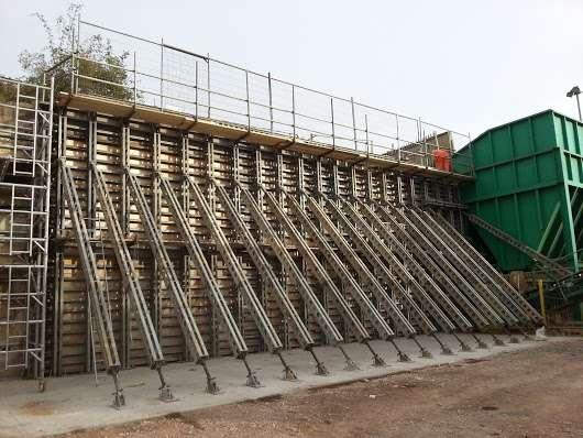 Form work / falsework and scaffolding design