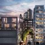 Long Street – 10 Storey building and Basement