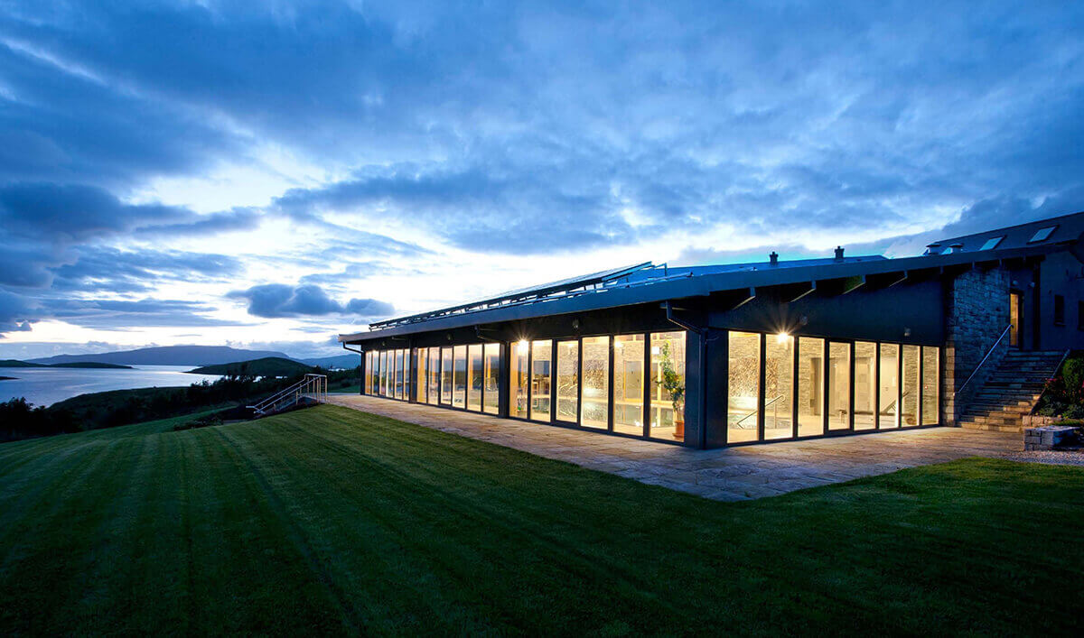 Inishturk House by Structural Design SolutionsInishturk House by Structural Design Solutions
