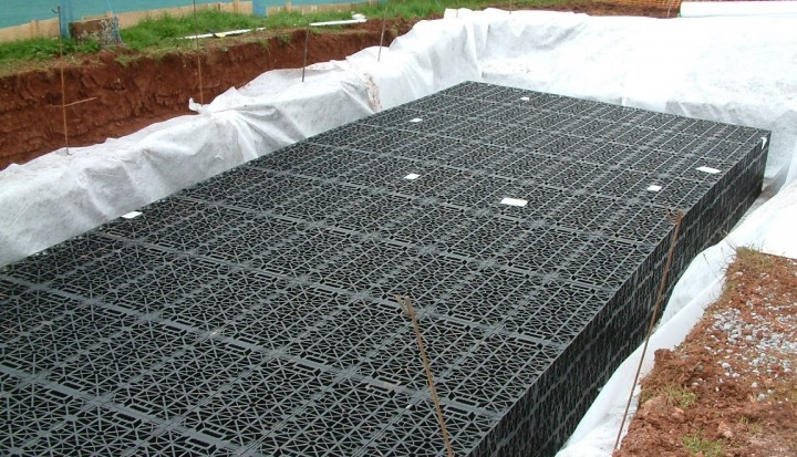 Storm water attenuation & SuDS
